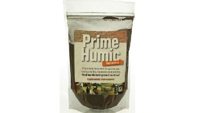PrimeHumic met kalk bevat humus(zuur) en fulvinezuur. Stoffen cruciaal voor het behoud van een goede...