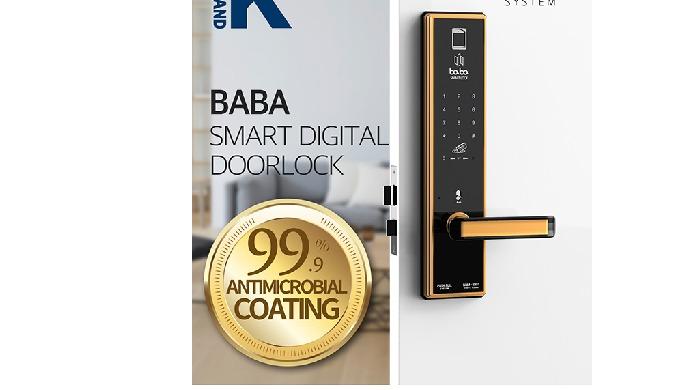BABA-8301 Smart Door Lick