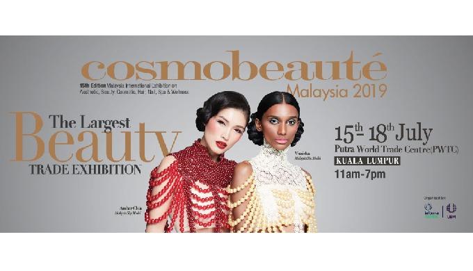 COSMOBEAUTE MALAYSIA 2019