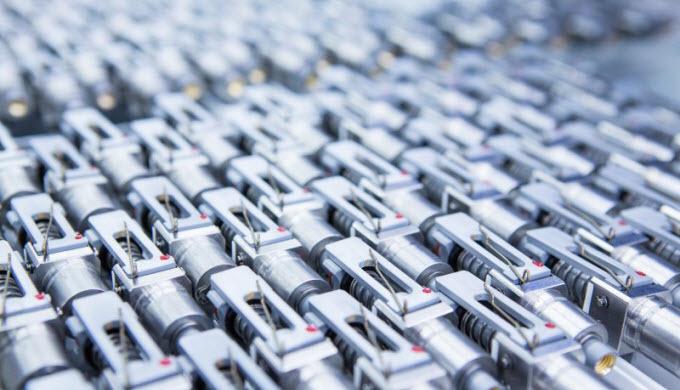 Auf über 700 qm Montagefläche - gegliedert in den entsprechenden Bereichen - haben wir die Möglichke...