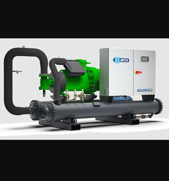 MTA, fournisseur d'équipement industriel, vous présente les refroidisseurs liquides Aquarius G. Avec...