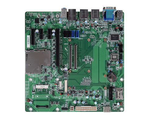 COM331-B | Carrier Board | mircoATX | COM Express Basic/Compact | DFI