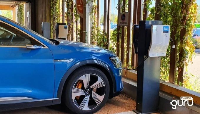Venda e instalação de carregadores para veículos elétricos