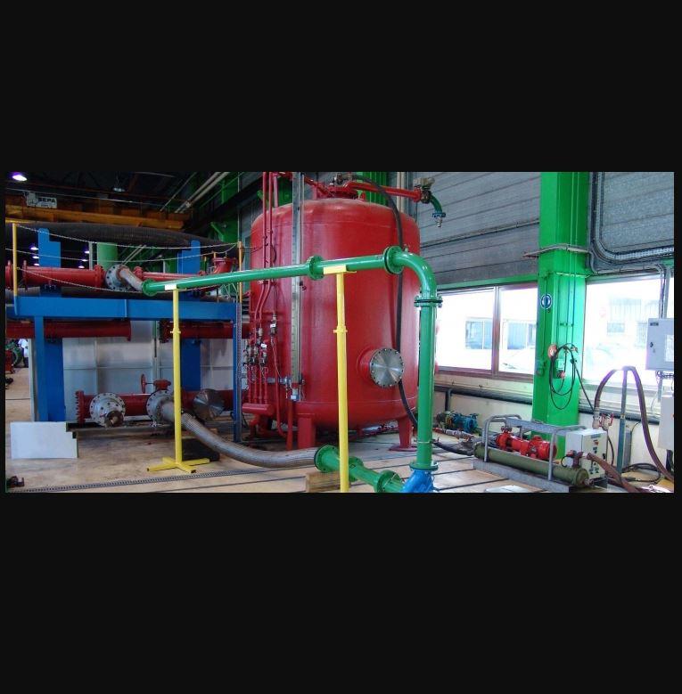 Maintenance des installations fluide/écoulement