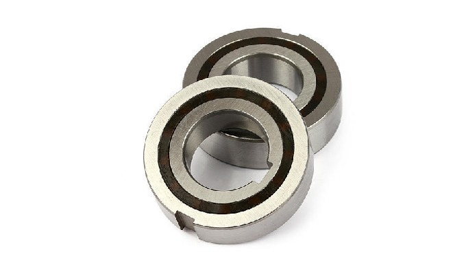 A clutch release bearing unit engages and disengages the clutch, via the diaphragm spring and pressu...