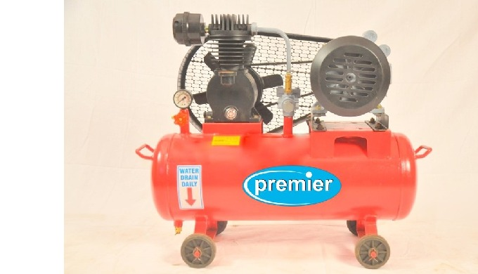 Wheel Mounted Compressor CFM : 8 Pressure: 8 RPM: 870 Tank Capacity : 160/200/220 premier offers to ...