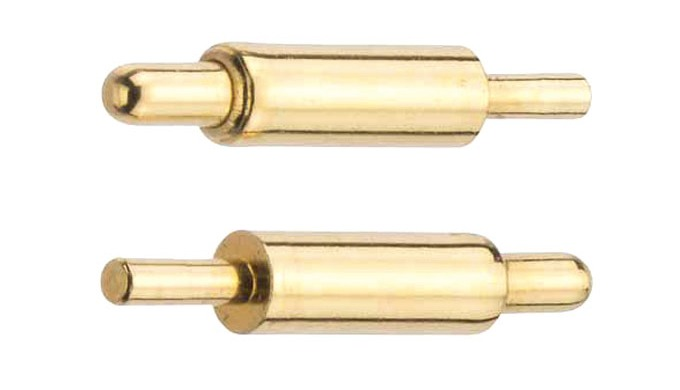 Brass Electric Contact Pin