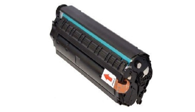 12A Toner Cartridge Compatible For HP 12A / Q2612A Toner Cartridge For Use In HP LaserJet 1010, 1012, 1015, 1018, 1020,
