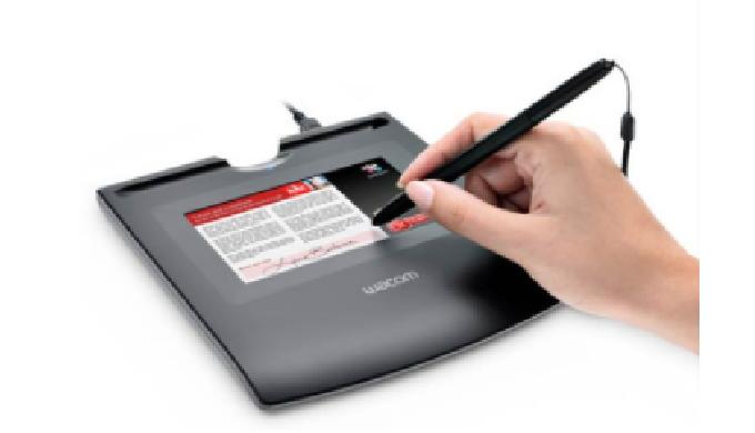 IntellIT ofrece soluciones de firma biométrica, que permiten a las empresas integrar fácilmente las ...