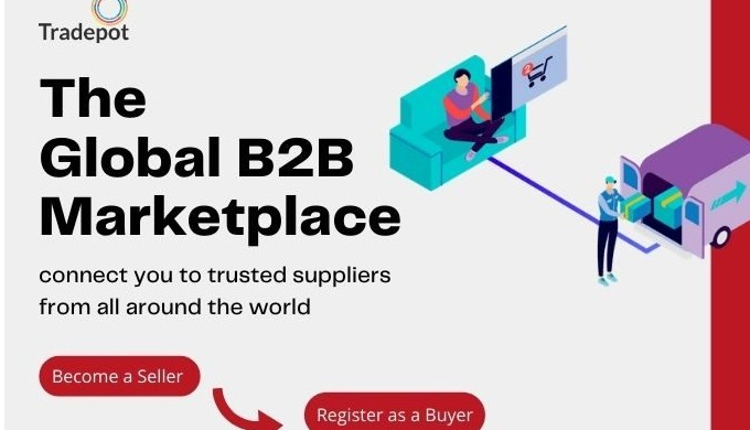 Tradepot Sirketi Limited is Turkey's, UAE, Middle East's leading online B2B marketplace, making a br...