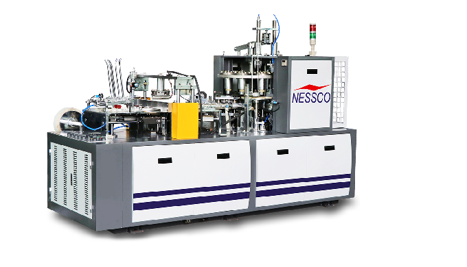 Nessco Paper Plate Forming Machine is developed and researched in order to meet the market requireme...