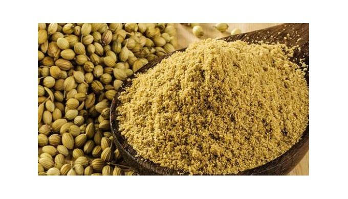Indian Coriander Powder Manufacturer, Indian Coriander Powder Exporter, Indian Coriander Powder We a...
