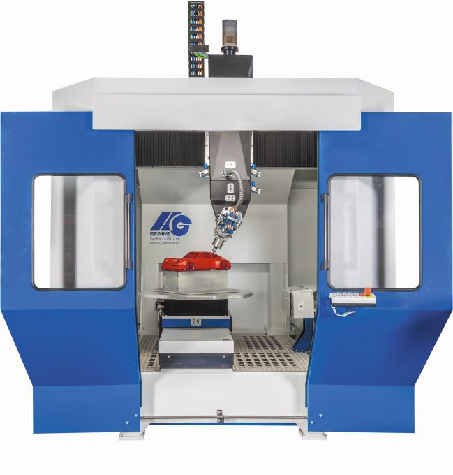 Ausgelegt auf höchste Dynamik Das RT-F Bearbeitungszentrum in Rundtischtechnologie ist eine Innovati...
