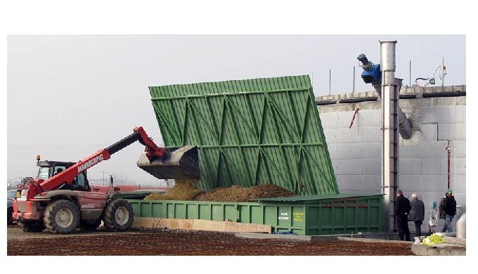 WAM Scandinavia, Screw Conveyors & Feeders