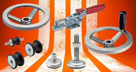 Where the going gets tough then Elesa turns to stainless steel for their industrial components, with...