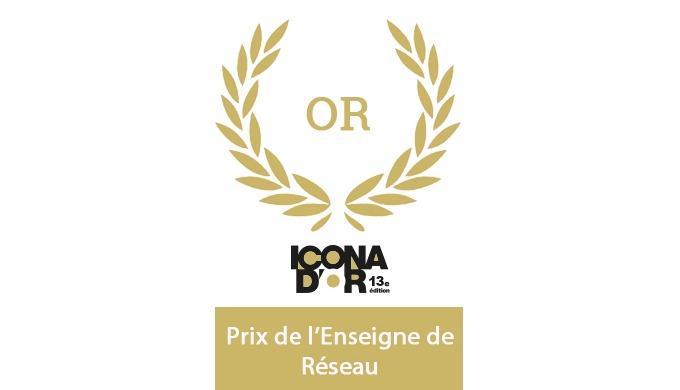 Actif Signal remporte 1 nouveau trophée Icona d'Or - Prix de l'Enseigne de réseau 2020