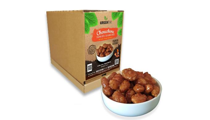 L'arachide que nous commercialisons est une graine de qualité supérieure, sélectionnée manuellement....