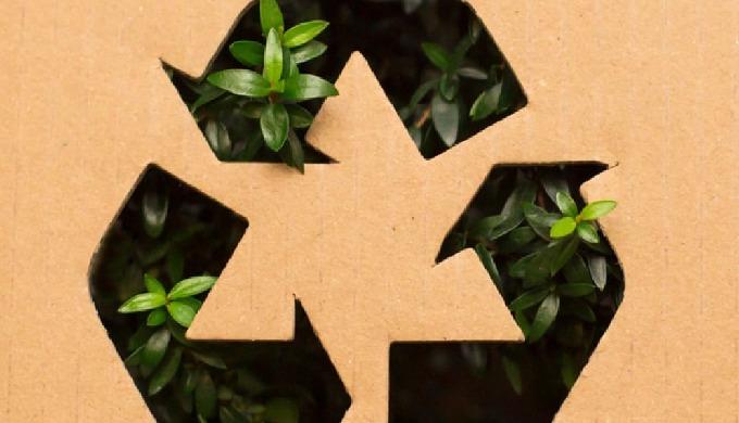 1- Déchets administratifs: Récupération de déchets de papier, carton, archives, papier blanc, papier...