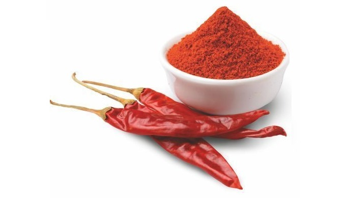 Indian Red Chili Powder Manufacturer, Indian Red Chili Powder Exporter, Indian Red Chili Powder We a...