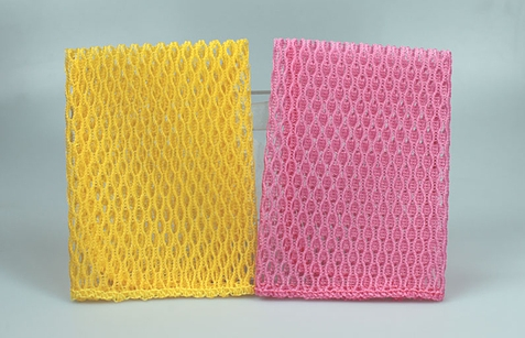 Netting Thread Scrubber