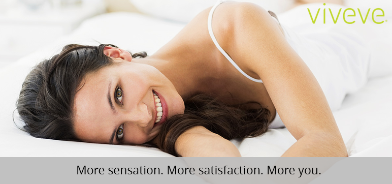 The Viveve treatment involves just one-30 minute treatment, with no anaesthesia and no downtime.Vive...