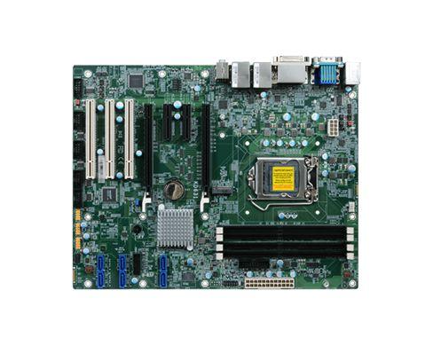 6th/7th Gen Intel® Core™ with Intel® C236 Rich I/O: 2 Intel GbE, 6 COM, 6 USB 3.0, 8 USB 2.0 Multipl...