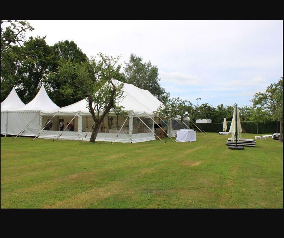 TOUAREG Rouen en Normandie, vous propose un large choix de tentes Bambou pour réception de mariage d...