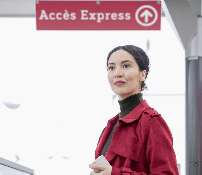 SNCF Voyageurs vous propose Accès Express : Un traitement différencié à l'Accueil Embarquement avec ...
