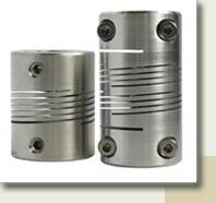 Flexible Kupplungen mit Gewindestift  Typ NHC und RHC und Flexible Kupplungen mit Klemmnabe;  Typ NHS und RHS