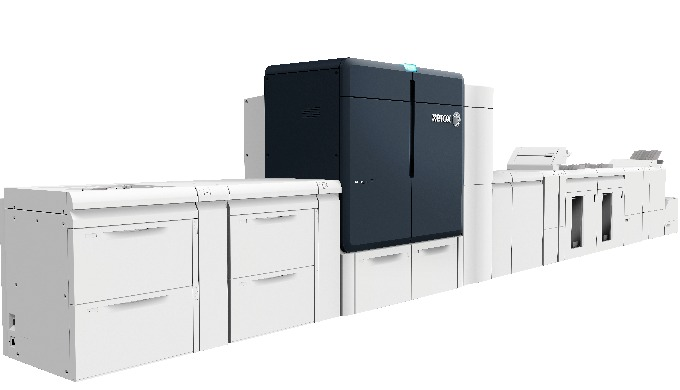 Xerox Iridesse è la stampa a sei colori con finiture di stampa digitale, vernici, inchiostri metalli...