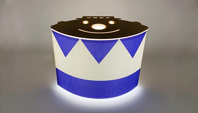 Greego Lamp - Ian l enhance space efficiency lamp