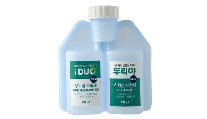 Cleaner & Toxic Free Sanitizer_iDuo