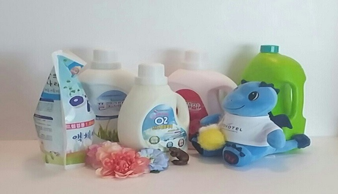 A detergents that saves people and nature by developing not only food products but also food product...