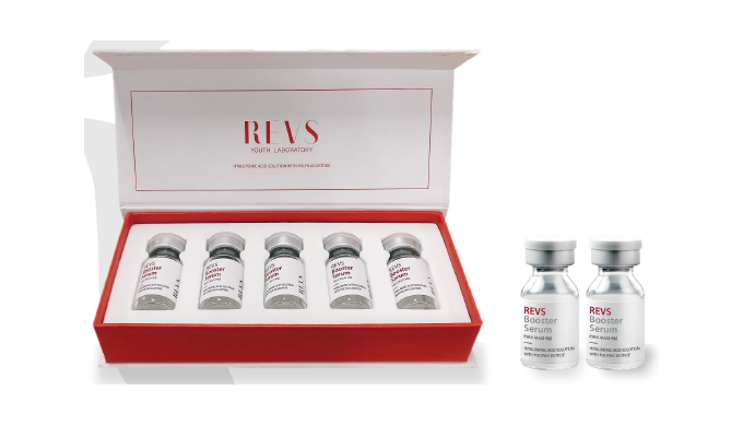 REVS Booster Serum | purely cosmetic | skincare and cosmetics
