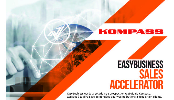 EasyBusiness - la solution de prospection de Kompass