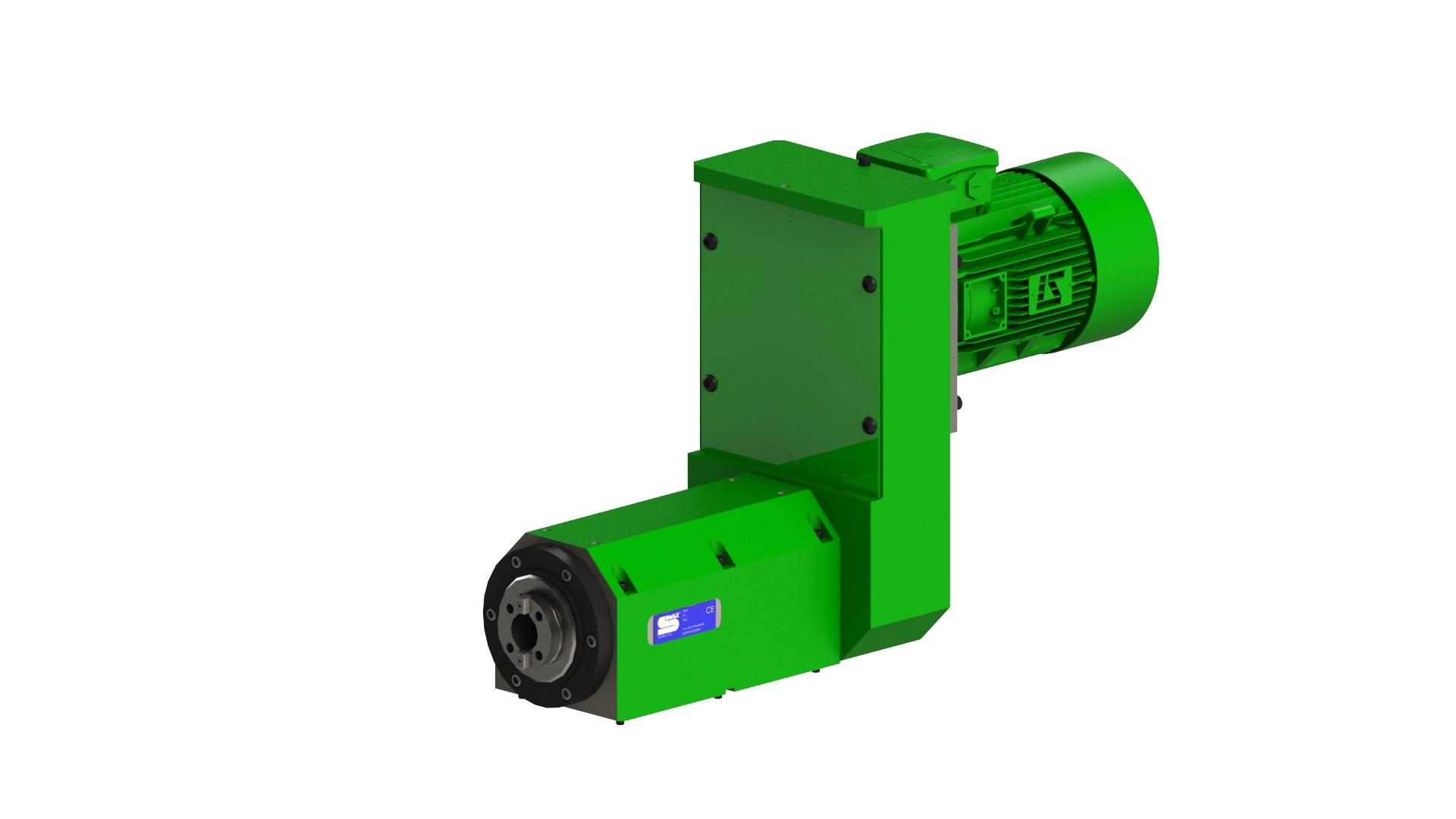 MAX100B - Machining unit