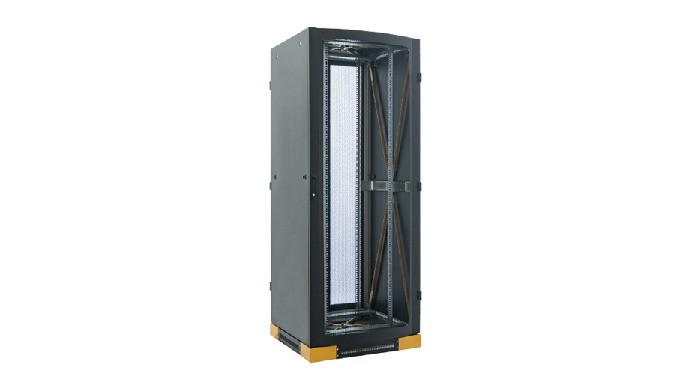 Canovate® seismic rack cabinets are designed and manufactured according to structural performance cr...
