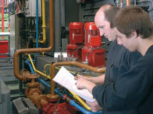 MAINTENANCE OF INDUSTRIAL FURNACES