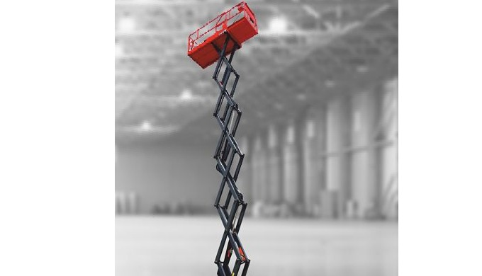 The wide range of scissor lifts by ElectroMech Infrastructure Equipment Pvt. Ltd. encompasses well-d...