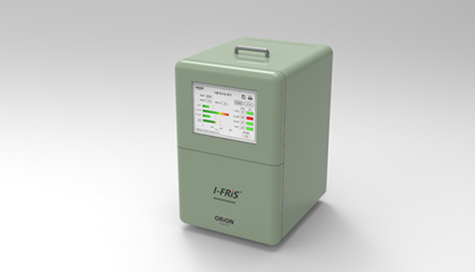 - i-FRIS is a kiosk-type unmanned food radioactivity analyzer that enables non-professionals to anal...
