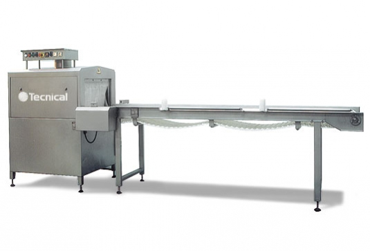 RI-CT Continuous immersion shrink wrapping