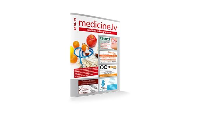 Veselības rokasgrāmata Medicine.lv privātpersonām, kurā apkopoti vērtīgi padomi, jautājumi un profes...
