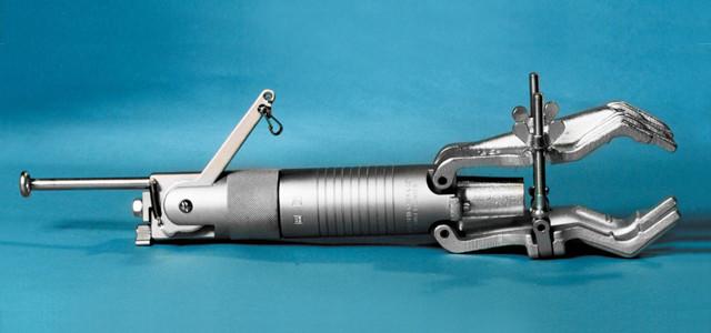 Vårt välkända kabelavskjutningsdon är ett verktyg för personlig säkerhet vid kabelarbeten. Det är et...