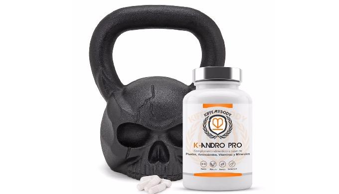 Suplemento a base de extractos de Plantas y Aminoácidos provoca el aumento del volumen muscular, la ...
