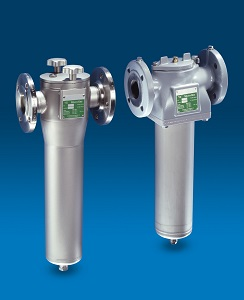Strainer Filters HiFlux Filtration A/S has a large variety of strainer filters which ensure the effe...