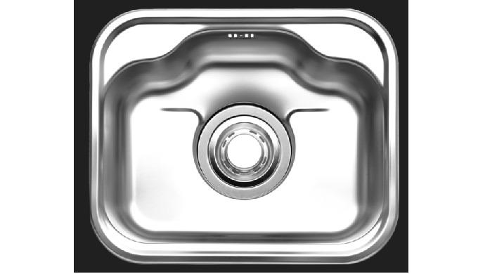 Kitchen Sink    LS540 with Accessories