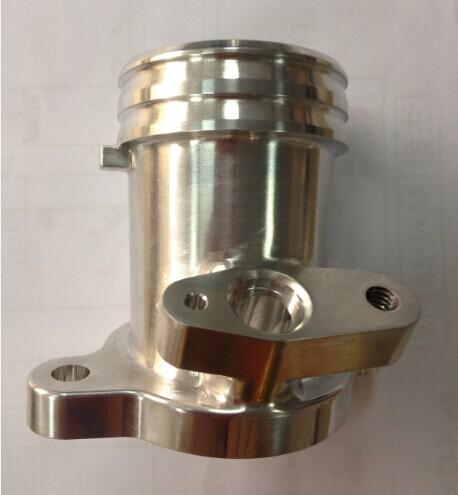 Five-axis CNC machining