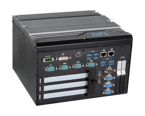 EC531-KH/EC532-KH | 7th Gen Intel Core | Fanless Embedded System | DFI