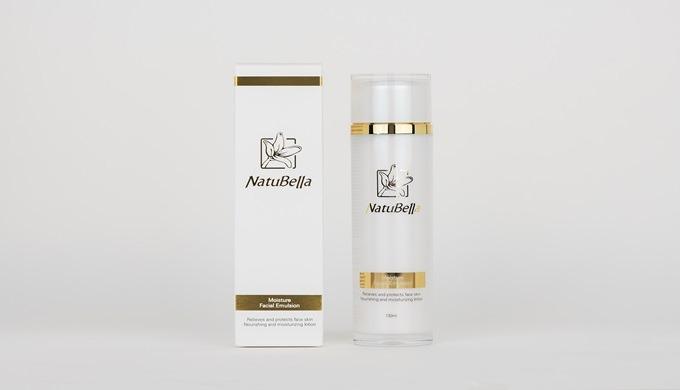 [NatuBella] Émulsion hydratante pour le visage