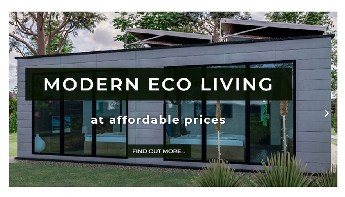 Whether you are looking for modern, eco-friendly living – or a space for any commercial, leisure or ...